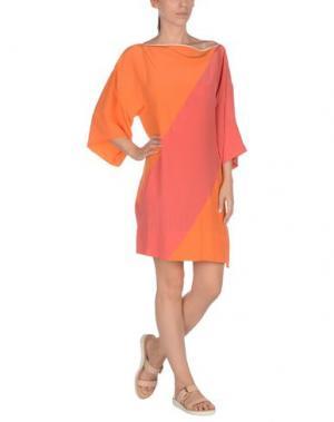 Пляжное платье ROKSANDA. Цвет: оранжевый