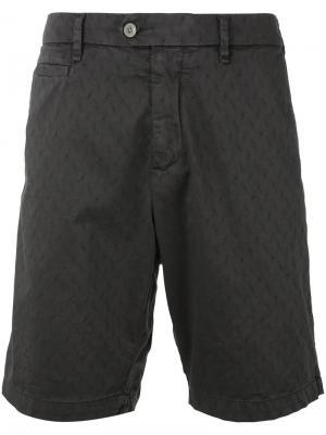 Классические шорты Perfection. Цвет: серый