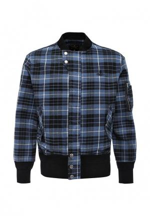 Куртка Vivienne Westwood Anglomania. Цвет: синий