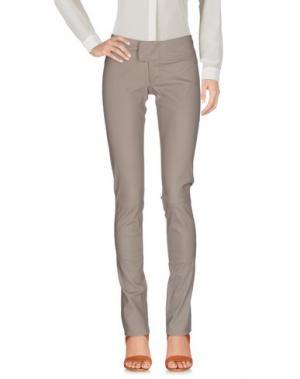 Повседневные брюки SLY010. Цвет: хаки