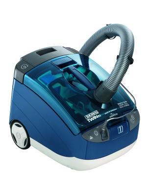 Пылесос моющий Thomas TWIN T1 Aquafilter 1600Вт синий/серый. Цвет: серый