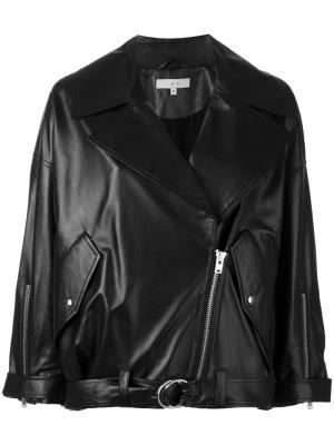 Zipped jacket Iro. Цвет: чёрный