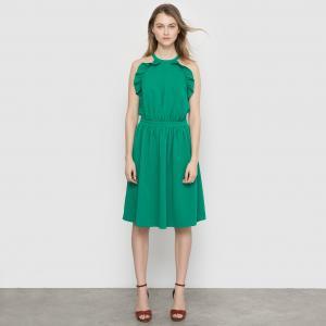 Платье коктейльное MADEMOISELLE R. Цвет: телесный