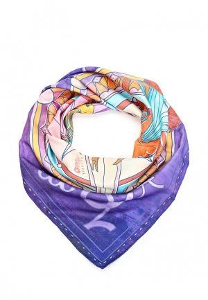 Платок Olange Assorty. Цвет: фиолетовый