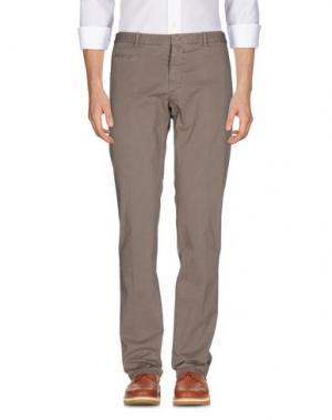 Повседневные брюки ALTEA. Цвет: хаки