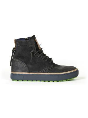 Ботинки Satorisan. Цвет: темно-синий