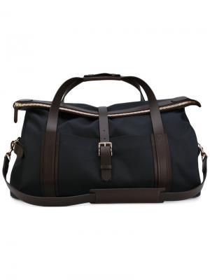Дорожная сумка Mismo. Цвет: синий