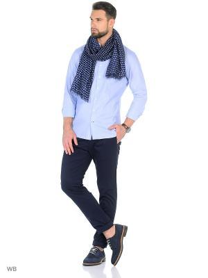 Рубашка - DELHI MANGO MAN. Цвет: синий