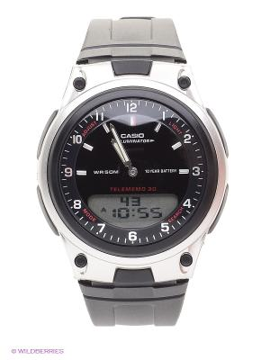 Часы Casio AW-80-1A. Цвет: черный