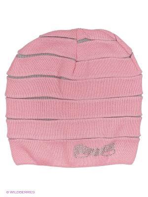 Шапка MARIELA. Цвет: розовый