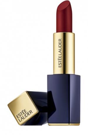 Помада для губ Pure Color Envy Sculpting Lipstick Red Ego Estée Lauder. Цвет: бесцветный