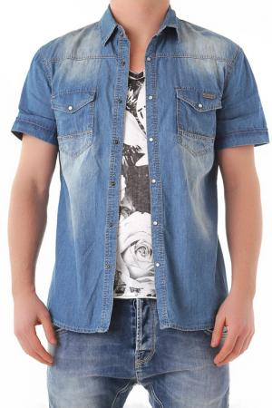 Shirt 525. Цвет: blue