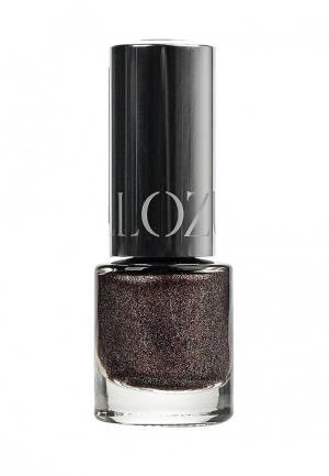Лак для ногтей Yllozure. Цвет: коричневый