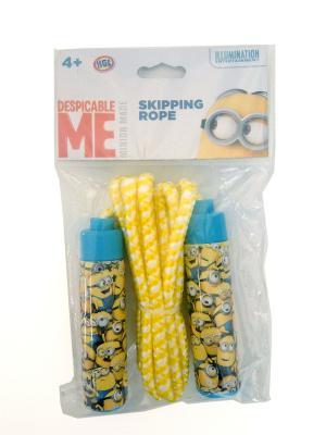 Cкакалка DESPICABLE ME, Minion Made. Цвет: голубой, желтый