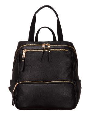 Рюкзак женский Sara. Цвет: черный