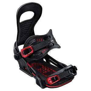 Крепления для сноуборда  Solution Bind Black Bent Metal. Цвет: черный,розовый