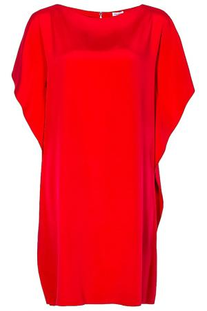Платье P.A.R.O.S.H.. Цвет: красный