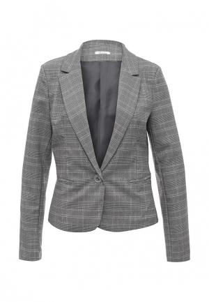 Пиджак Aurora Firenze. Цвет: серый