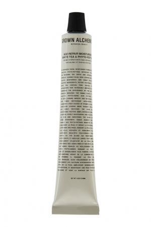 Восстанавливающий увлажняющий крем для лица «Белый чай и фито-пептид» 40ml Grown Alchemist. Цвет: miltocolor