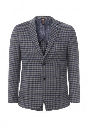 Пиджак Gianni Lupo. Цвет: серый