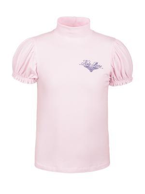 Водолазка Nota Bene. Цвет: розовый