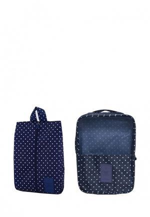 Система хранения для обуви 2 пр. Homsu. Цвет: синий