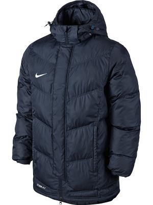 Куртка YTHS TEAM WINTER JACKET Nike. Цвет: синий