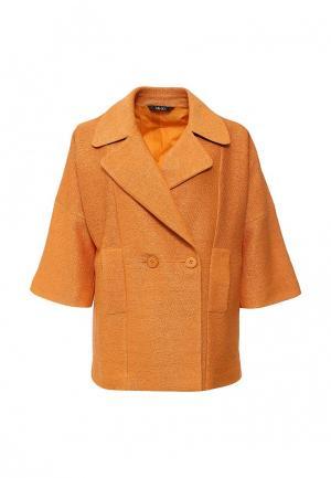 Пальто Liu Jo. Цвет: оранжевый