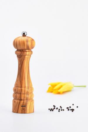 Мельница для перца Bisetti. Цвет: коричневый