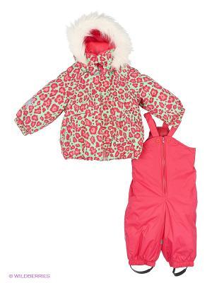 Комплект одежды Kerry. Цвет: зеленый