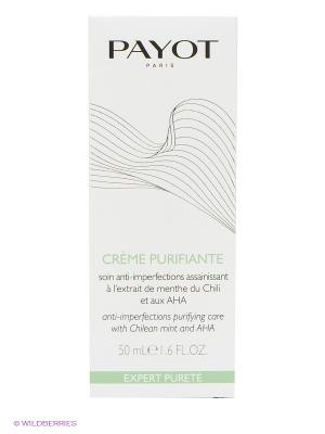 Регулирующий крем-флюид против высыпаний 50 мл Expert Purete PAYOT. Цвет: салатовый, белый