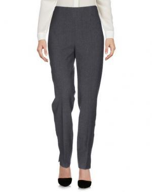 Повседневные брюки METRADAMO. Цвет: свинцово-серый