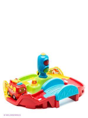 Игрушка развивающая Vtech. Цвет: красный, светло-зеленый, голубой