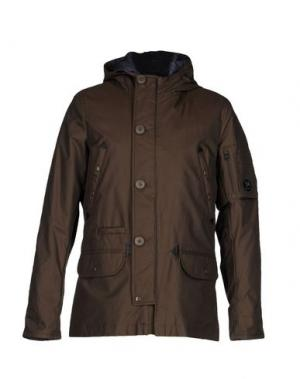 Куртка SPIEWAK. Цвет: темно-зеленый