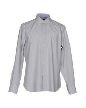 Pубашка HERMAN & SONS. Цвет: черный