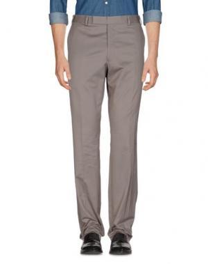 Повседневные брюки RICHARD JAMES. Цвет: серый