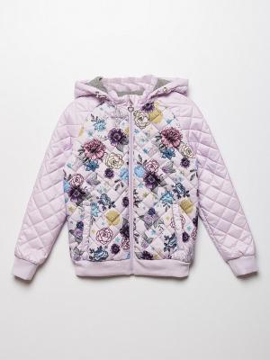 Куртка SELA. Цвет: бледно-розовый