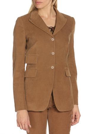 Пиджак Dondup. Цвет: коричневый