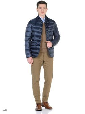 Куртка Herno. Цвет: темно-серый
