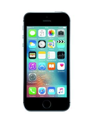 Смартфон iPhone SE 16G Space Grey Apple. Цвет: серый