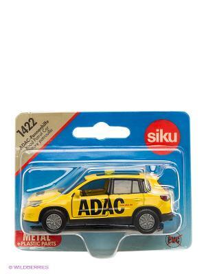 Патрульная машина SIKU. Цвет: желтый
