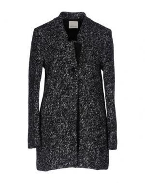 Легкое пальто GUARDAROBA by ANIYE. Цвет: черный