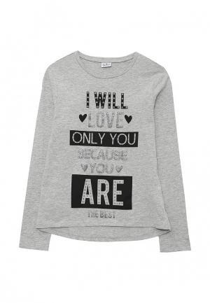 Комплект футболок 2 шт. Blukids. Цвет: серый