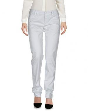 Повседневные брюки NOLITA DE NIMES. Цвет: светло-серый