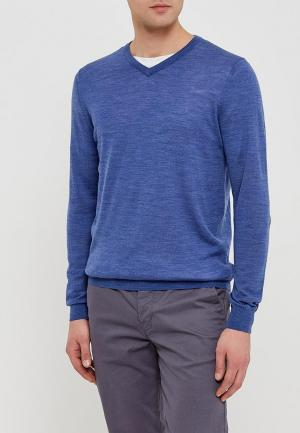 Пуловер Kanzler. Цвет: голубой