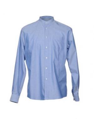 Pубашка CAMO. Цвет: синий