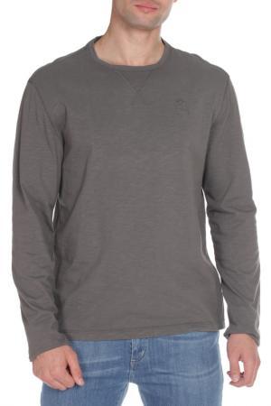 Пуловер ITALIAN RUGBY STYLE. Цвет: серый
