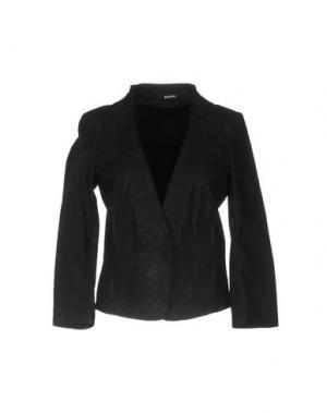 Пиджак DACUTE. Цвет: черный