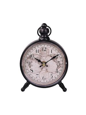 Часы настольные PATRICIA. Цвет: черный