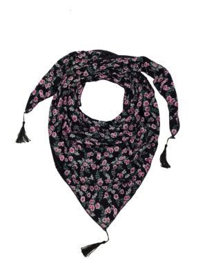 Палантин - косынка Pretty Mania. Цвет: черный, розовый